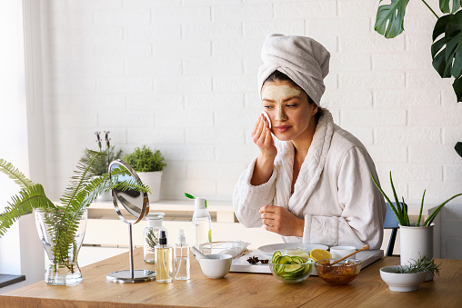 Read more about the article Skincare steps: morning and night skincare routine.